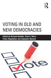 Voting in Old and New Democracies by Richard Gunther