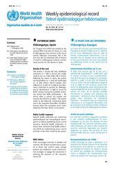 Weekly Epidemiological Record  Vol. 90  No 33 2015 (PDF) by WHO