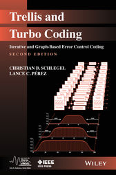 Trellis and Turbo Coding by Christian B. Schlegel