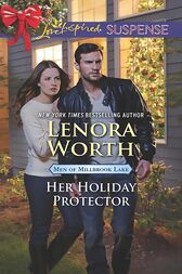 Her Holiday Protector (Mills & Boon Love Inspired Suspense) (Men of Millbrook Lake, Book 2) by Lenora Worth