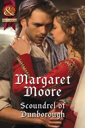 Scoundrel Of Dunborough (Mills & Boon Historical) (The Knights' Prizes) by Margaret Moore