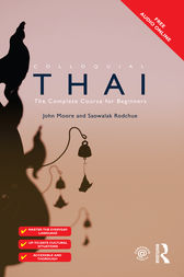Colloquial Thai by John Moore