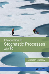 Introduction to Stochastic Processes with R by Robert P. Dobrow
