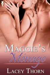 Maggie's Ménage by Lacey Thorn