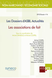 Les associations de faits by Collectif