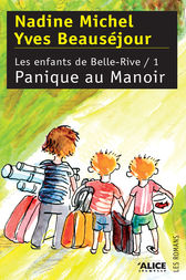 Panique au Manoir by Yves Beauséjour