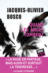 Quand les anges tombent by Jacques-Olivier Bosco