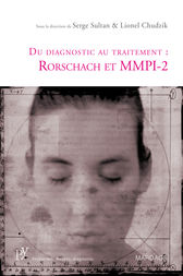 Du diagnostic au traitement : Rorschach et MMPI-2 by Serge Sultan