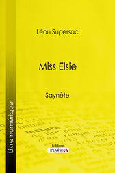 Miss Elsie by Léon Supersac
