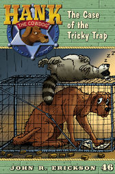The Case of the Tricky Trap by John R. Erickson