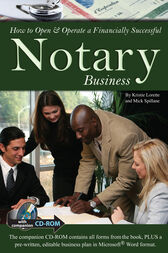 How to Open & Operate a Financially Successful Notary Business by Kristie Lorette