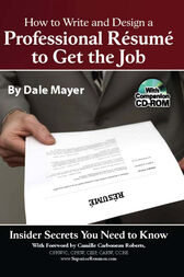 How to Write the Perfect Federal Job Resume & Resume Cover Letter by Melanie Williamson