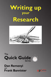 Writing up the Research by Dan Remenyi