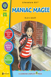 Maniac Magee - Literature Kit Gr. 5-6 by Eleanor Summers