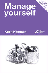 Manage Yourself by Kate Keenan