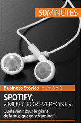 Spotify : Music for everyone by Charlotte Bouillot