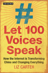 Let 100 Voices Speak by Liz Carter