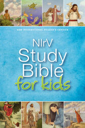 NIrV, Study Bible for Kids, eBook by Zondervan