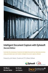 Intelligent Document Capture with Ephesoft by Pat Myers