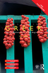 Colloquial Greek by Niki Watts
