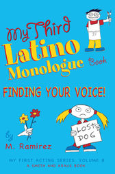 My Third Latino Monologue Book by Marco Ramirez