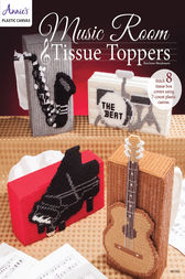 Music Room Tissue Toppers by Darlene Neubauer