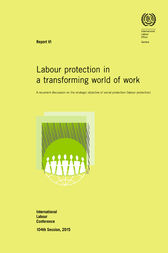 Labour protection in a transforming world of work. ILC 104/2015, Report VI by ILO