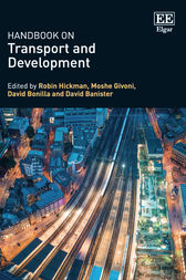 Handbook on Transport and Development by Robin Hickman