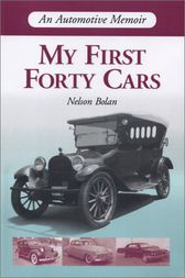 My First Forty Cars by Nelson Bolan