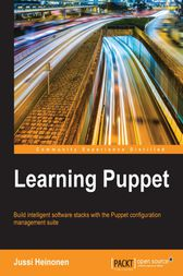 Learning Puppet by Jussi Heinonen