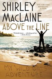 Above the Line by Shirley MacLaine