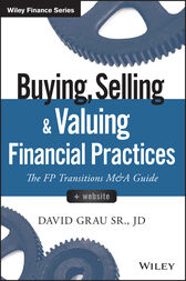 Buying, Selling, and Valuing Financial Practices, + Website by David Grau