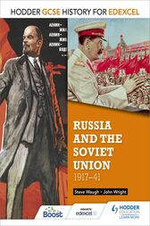Hodder GCSE History for Edexcel: Russia and the Soviet Union, 1917-41 by John Wright