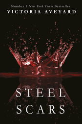 Steel Scars (A Red Queen Novella) by Victoria Aveyard