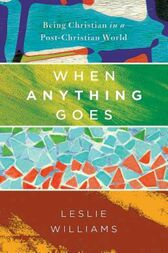 When Anything Goes by Leslie Williams