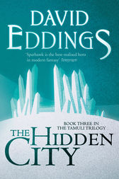 The Hidden City (The Tamuli Trilogy, Book 3) by David Eddings