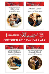 Harlequin Presents October 2015 - Box Set 2 of 2 by Abby Green