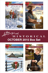 Love Inspired Historical October 2015 Box Set by Lacy Williams