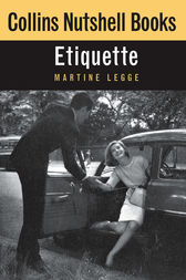 Etiquette (Collins Nutshell Books) by Martine Legge