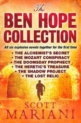 The Ben Hope Collection: 6 BOOK SET by Scott Mariani