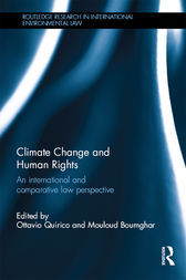 Climate Change and Human Rights by Ottavio Quirico