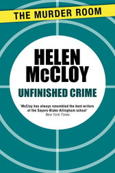 Unfinished Crime by Helen McCloy