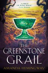 The Greenstone Grail: The Sangreal Trilogy One by Jan Siegel