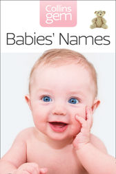 Babies' Names (Collins Gem) by Collins