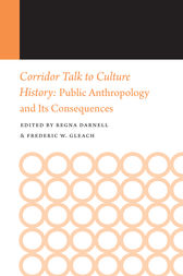 THCorridor Talk to Culture History by Regna Darnell