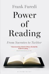 Power of Reading by Frank Furedi