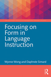 Focusing on Form in Language Instruction