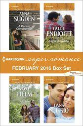 Harlequin Superromance February 2016 Box Set by Anna Sugden