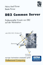 DB2 Common Server by Heinz-Axel Pürner