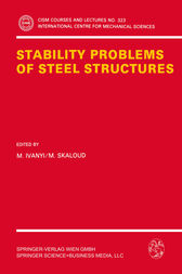 Stability Problems of Steel Structures by M. Ivanyi